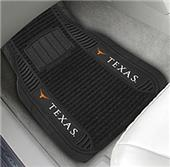 Fan Mats University of Texas Deluxe Car Mats (set)