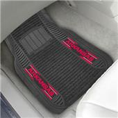 Fan Mats Univ. of Arkansas Deluxe Car Mats (set)