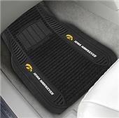 Fan Mats University of Iowa Deluxe Car Mats (set)