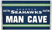 BSI NFL Seattle Seahawks Man Cave 3' x 5' Flag