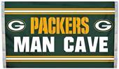 BSI NFL Green Bay Packers Man Cave 3' x 5' Flag