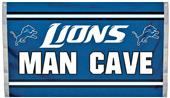 BSI NFL Detroit Lions Man Cave 3' x 5' Flag