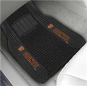 FanMats San Francisco Giants Deluxe Car Mats (set)