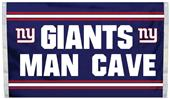 BSI NFL New York Giants Man Cave 3' x 5' Flag