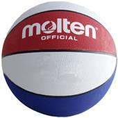 Molten Nylon Wound Red/White/Blue Basketballs