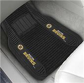 Fan Mats Boston Bruins Deluxe Car Mats (set)