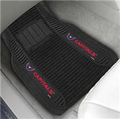 Fan Mats Washington Capitals Deluxe Car Mats (set)