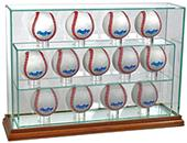 "Perfect Cases ""13 Baseball"" Upright Display Cases"