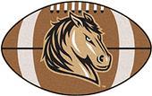 Fan Mats Southwest Minnesota State Football Mat