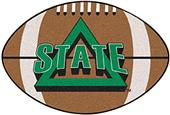 Fan Mats Delta State University Football Mat