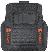 Fan Mats Syracuse University Deluxe Car Mats (set)