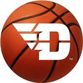 Fan Mats University of Dayton Basketball Mat