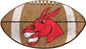 Fan Mats Univ. of Central Missouri Football Mat