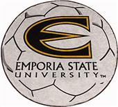 Fan Mats Emporia State University Soccer Ball Mat
