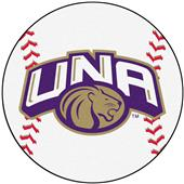 Fan Mats University of North Alabama Baseball Mat