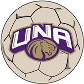 Fan Mats Univ. of North Alabama Soccer Ball Mat