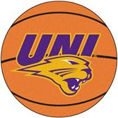 Fan Mats Univ. of Northern Iowa Basketball Mat