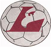 Fan Mats U. of Wisconsin-La Crosse Soccer Ball Mat