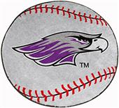 Fan Mats Univ of Wisconsin-Whitewater Baseball Mat