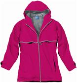 Women's New Englander Jacket-Cancer Awareness