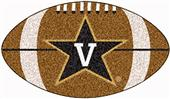 Fan Mats Vanderbilt University Football Mat