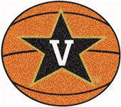 Fan Mats Vanderbilt University Basketball Mat