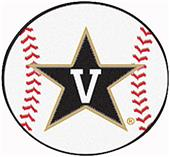 Fan Mats Vanderbilt University Baseball Mat