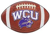 Fan Mats Western Carolina University Football Mat