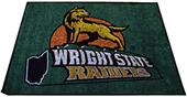 Fan Mats Wright State University Tailgater Mat