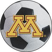 Fan Mats University of Minnesota Soccer Ball Mat