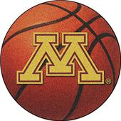 Fan Mats University of Minnesota Basketball Mat