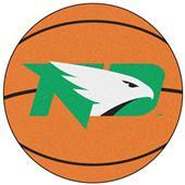 Fan Mats University of North Dakota Basketball Mat