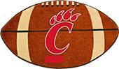 Fan Mats University of Cincinnati Football Mat