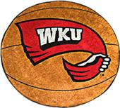Fan Mats Western Kentucky Univ. Basketball Mat