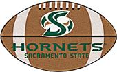 Fan Mats Cal State-Sacramento Football Mat