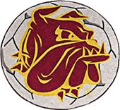 Fan Mats Univ. of Minnesota-Duluth Soccer Ball Mat