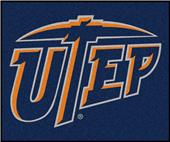 Fan Mats University of Texas-El Paso Tailgater Mat