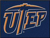 Fan Mats University of Texas-El Paso All-Star Mat