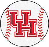 Fan Mats University of Houston Baseball Mat