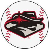 Fan Mats Univ. of Nevada Las Vegas Baseball Mat