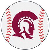 Fan Mats U. of Arkansas Little Rock Baseball Mat