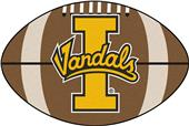 Fan Mats University of Idaho Football Mat