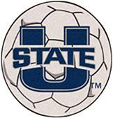Fan Mats Utah State University Soccer Mat