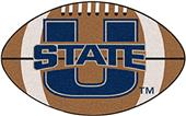 Fan Mats Utah State University Football Mat