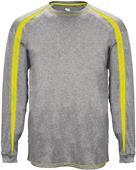 Badger Sport Long Sleeve Fusion Tee Shirt
