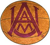 Fan Mats Alabama A&M University Basketball Mat