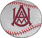 Fan Mats Alabama A&M University Baseball Mat