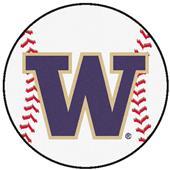 Fan Mats University of Washington Baseball Mat