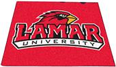 Fan Mats Lamar University Tailgater Mat