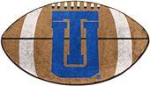 Fan Mats University of Tulsa Football Mat